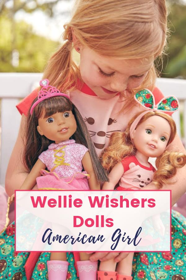 American Girl Wellie Wishers Dolls