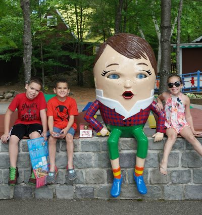 Step Into Your Favorite Story Book at Story Land in Glen, NH