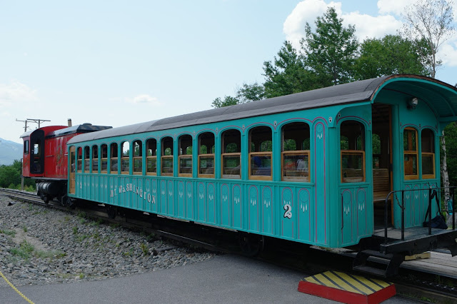 Mount-Washington-Cog-Railway