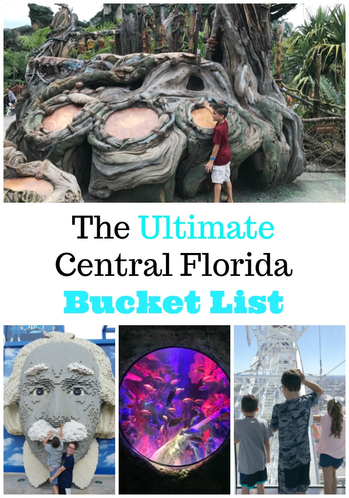 Florida Bucket List of Family Fun
