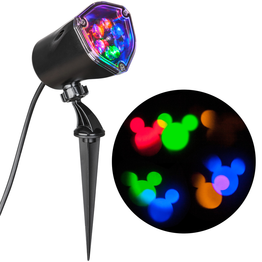 Disney Christmas Projector