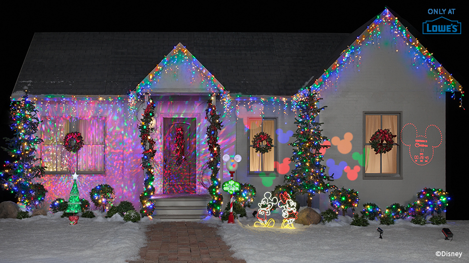 Disney Christmas Lights