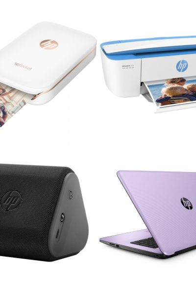Top Tech Gifts from HP this Year!