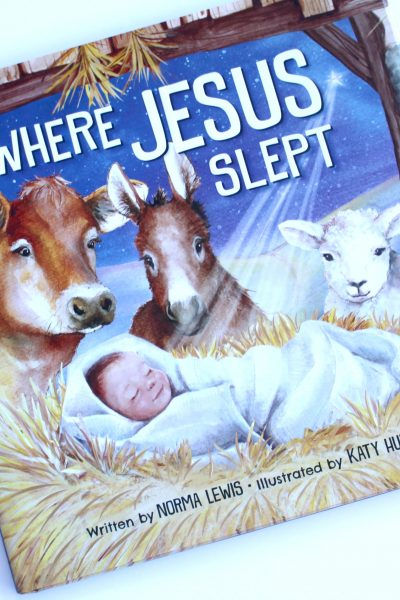 Where Jesus Slept {Book Review and Giveaway}