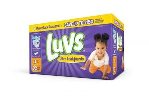 luvs diapers win giveaway