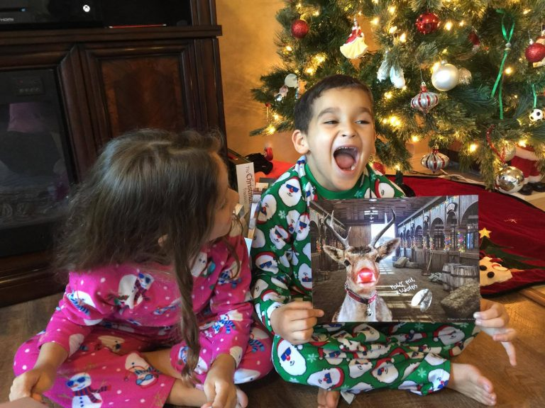 Creating Christmas Magic with PackagesFromSanta.com