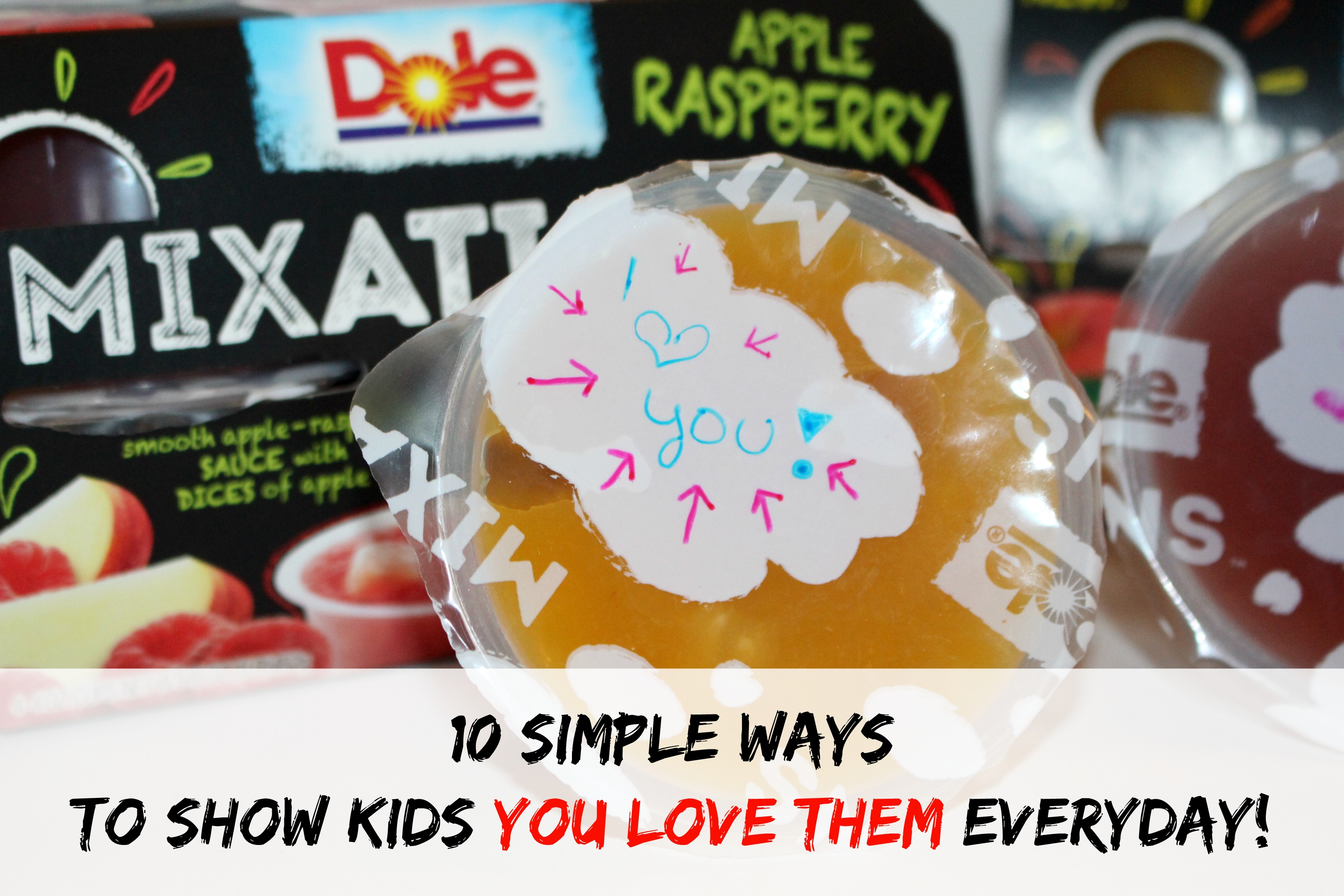 10 Simple Ways to Show Kids You Love Them Everyday