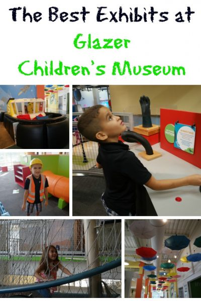 The Best Exhibits at Glazer Children's Museum in Tampa
