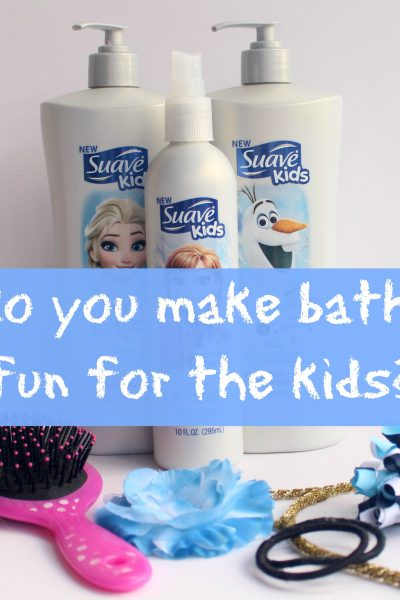 5 Tips to Make Bath Time Fun for Kids!