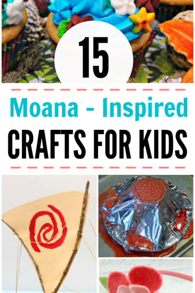 Moana-Crafts