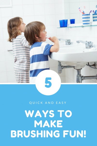 Five Ways to Make Dental Hygiene Fun!