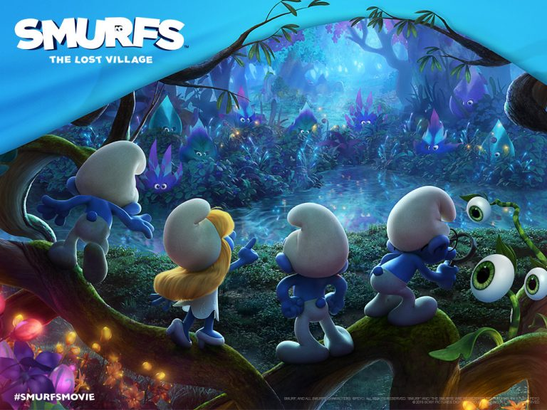 Smurfs – The Lost Village in Theaters April 7th!