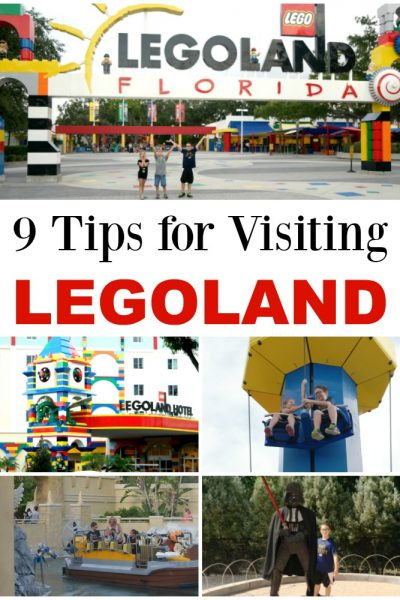 Legoland Florida Tips