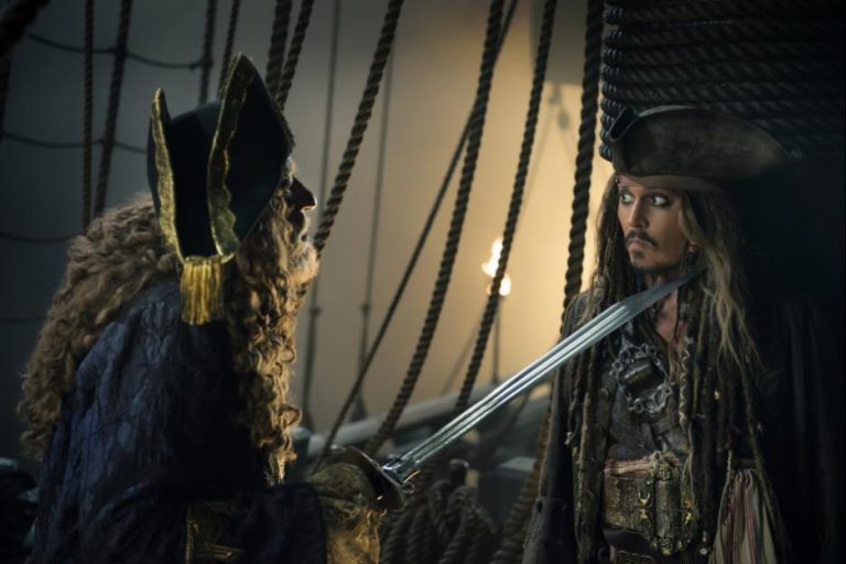 Disney Pirates of the Caribbean Movie: Dead Men Tell No Tales Printable Activity Packet