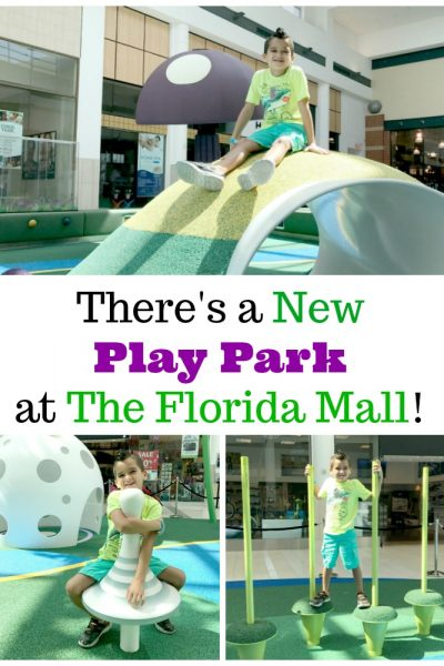 Florida Mall Play Area