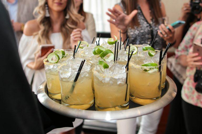 The $100 Margarita at Fleming's Prime Steakhouse & Wine Bar