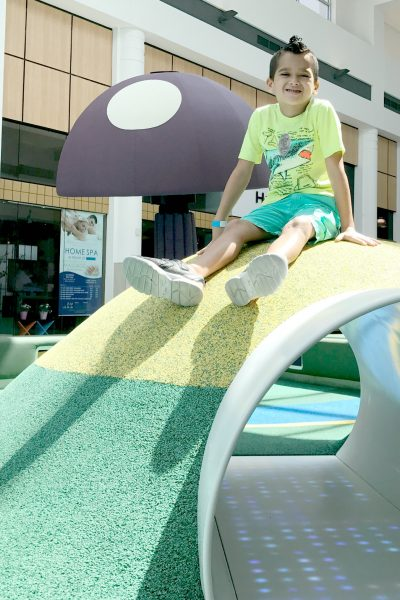 The New Florida Mall Play Area!
