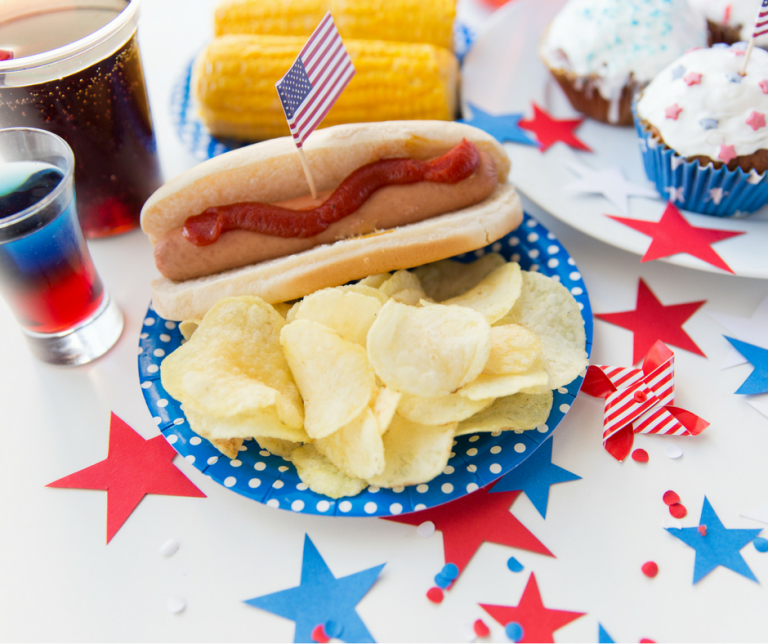 Affordable Party Ideas for the 4th of July