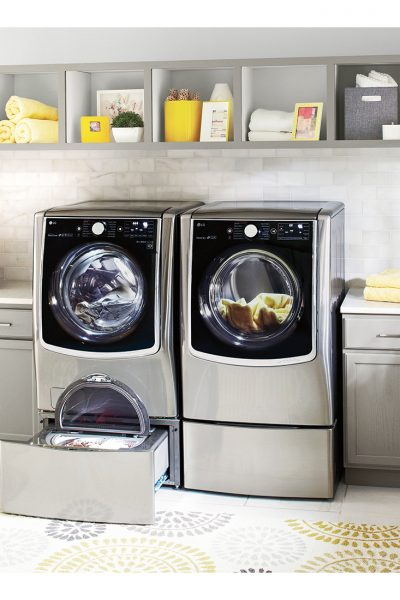 Benefits of Front Load Laundry Machines!