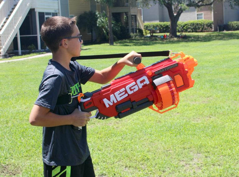Keep Your Kids Entertained and Having Fun Outdoors! #TRUPowerUpFun