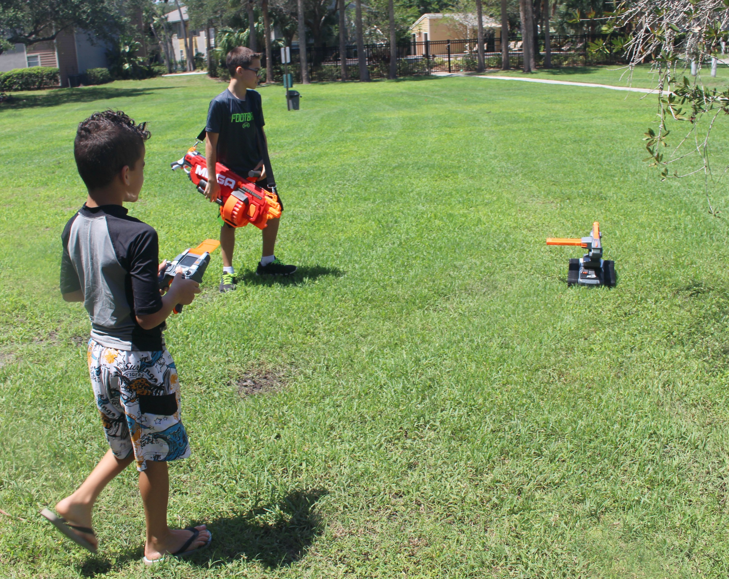 Nerf-Gun-Fight-Mega-Review-Giveaway-kids