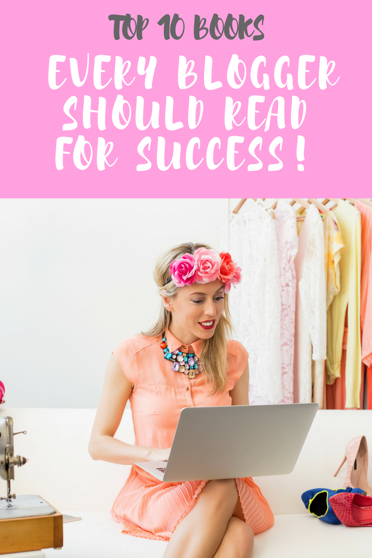 Top Books for Bloggers