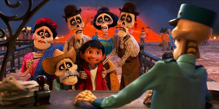 Coco is coming to theaters on November 22nd!!!
