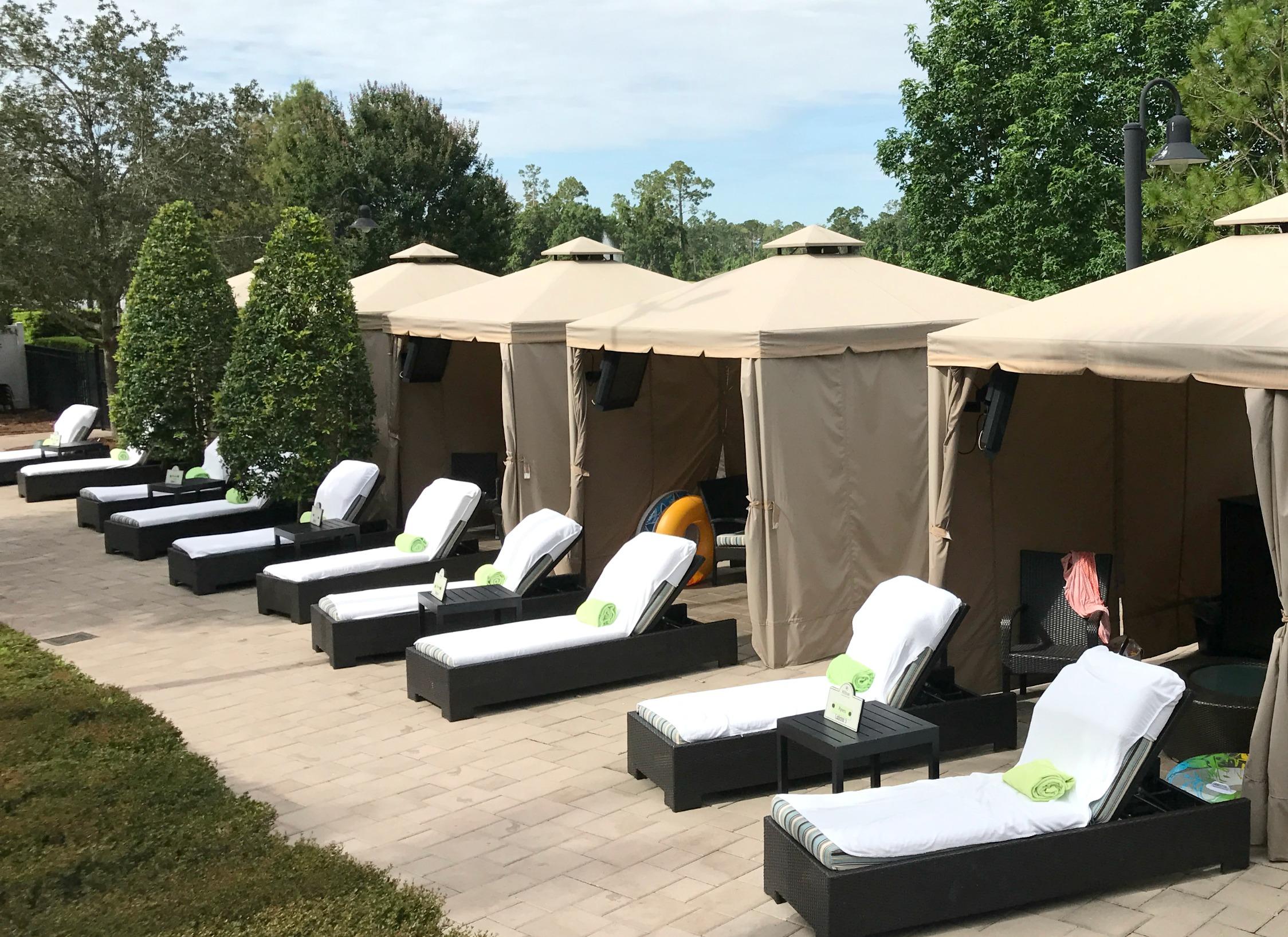 Hilton-bonnet-creek-review-family-disney-resort-cabanas