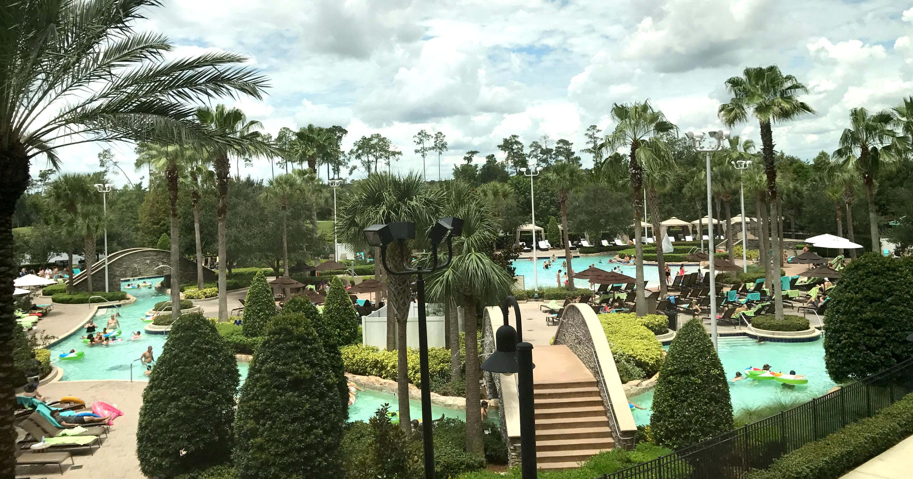 Hilton-bonnet-creek-review-family-disney-resort-lazy-river