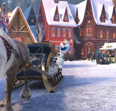 Walt Disney Animation Studios – OLAF'S FROZEN ADVENTURE!