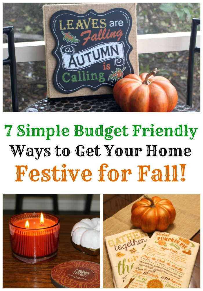 Ways to Get Your Home Festive for Fall