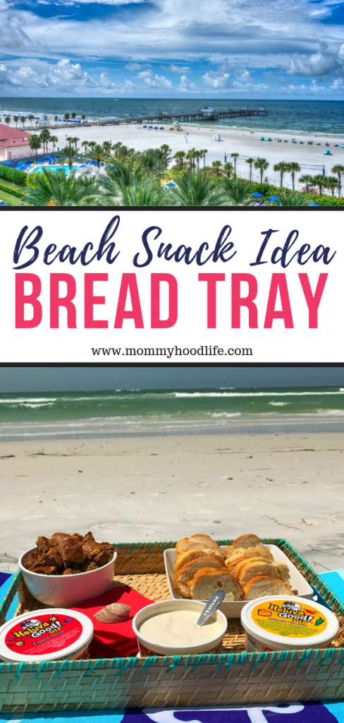 Beach Snack Ideas for families