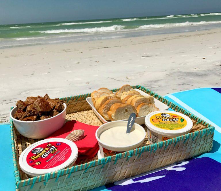 The Perfect Beach Snack Ideas – A Delicious Bread Tray
