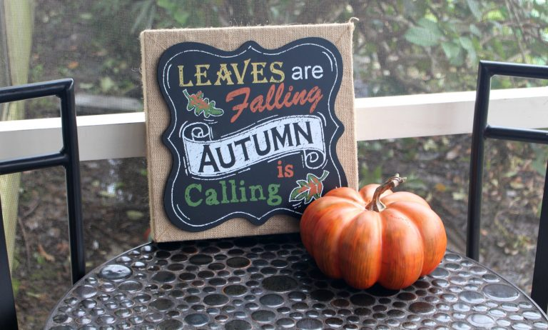 7 Simple and Affordable Fall Decorating Ideas