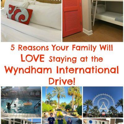 Wyndham International Drive
