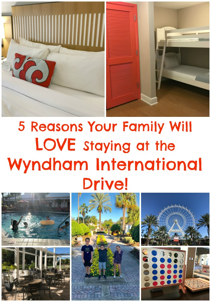5 Reasons Your Family Will Love Staying at the Wyndham International Drive!