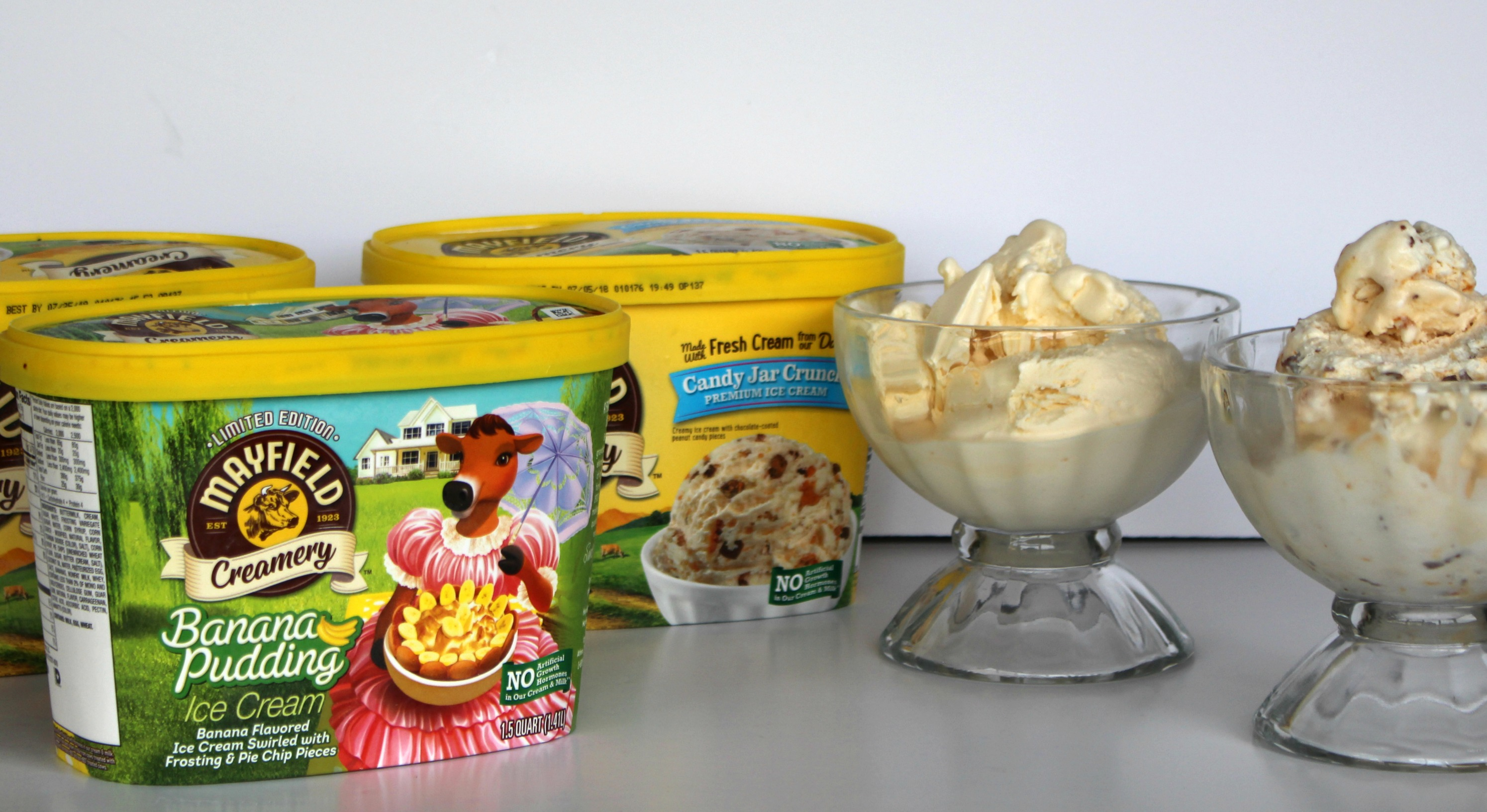 Mayfield Creamery Ice Cream is Now Available at Florida