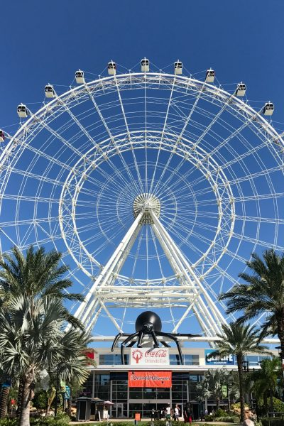 I Drive 360 a Must-See Attraction in Orlando – Now The ICON Orlando 360