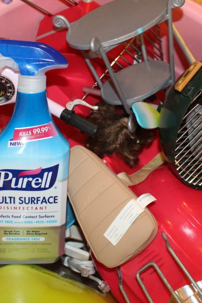 The Best Way to Keep Your Home Disinfected and Clean during the Holidays and into the New Year!