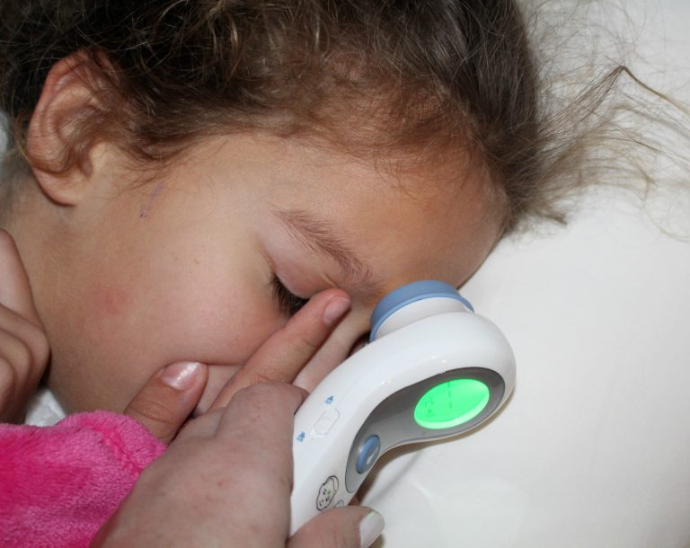 Feel in Control When Your Child Gets a Fever
