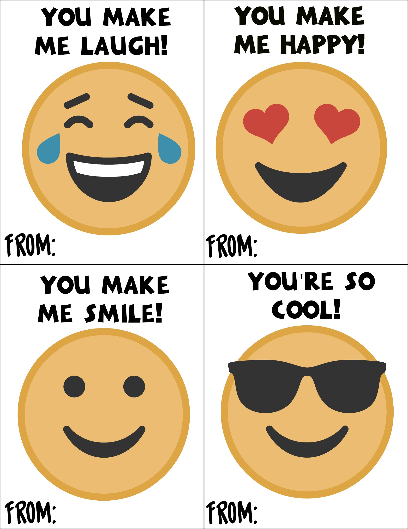 emoji-Valentine-Card-Free-Printable-Childrens-Hand-out