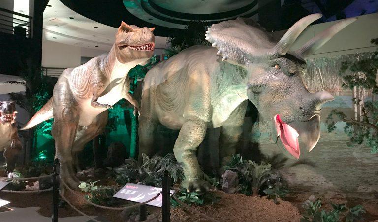 Extreme Dinosaurs: The Exhibition on International Drive Orlando