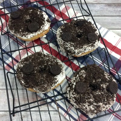 Oreo Donut Air Fryer Recipe