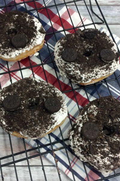 Oreo Donut Air Fryer Recipe