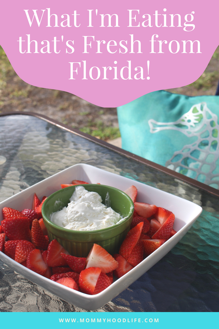 Eating all the Fresh From Florida Produce While Staying Healthy!