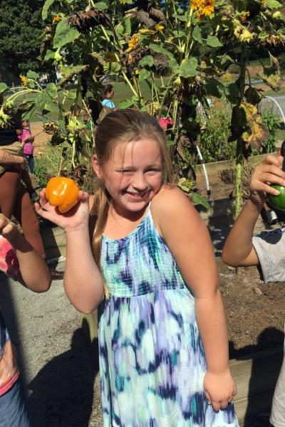 Help kids eat their veggies and succeed in school with a school grant from Action for Healthy Kids!
