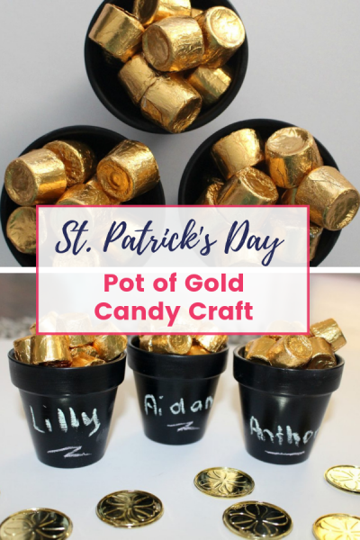 St Patrick's Day Craft Idea