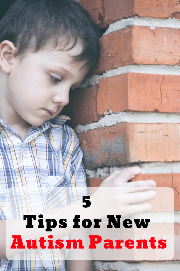 Tips for new autism parents