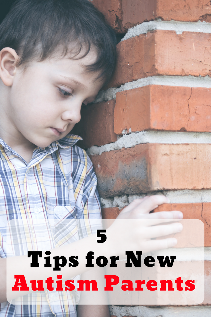 5 Tips for New Autism Parents