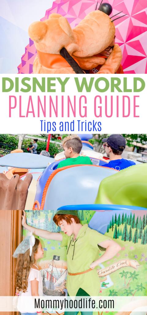 Disney World Vacation Planning Guide